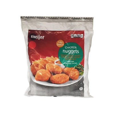 Meijer Chicken Breast Nuggets