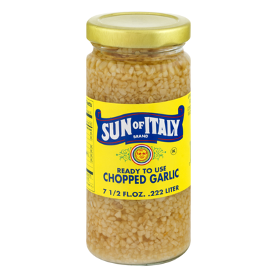 Sun Of Italy Chopped Garlic