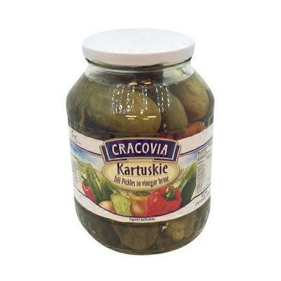 Cracovia Dill Pickles