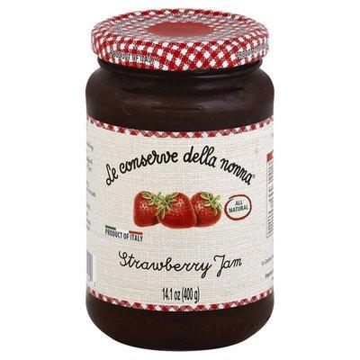 Le Conserve Della Nonna Jam, Strawberry, Jar