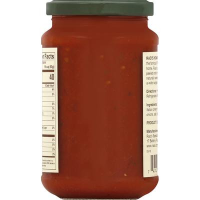 Rao's Homemade Pizza Sauce