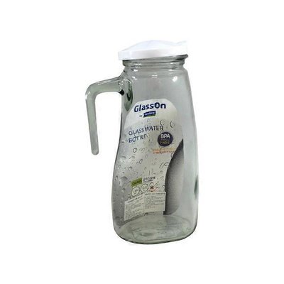 Glasslock Glass Water Bottle