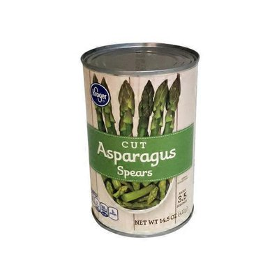 Kroger Cut Asparagus Spears