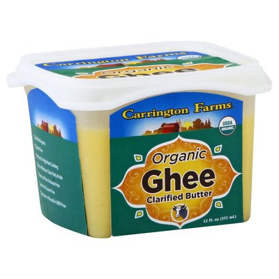 Carrington Farms Ghee, Organic, Clarified Butter