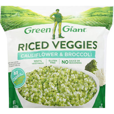 Green Giant Cauliflower & Broccoli Riced Veggies