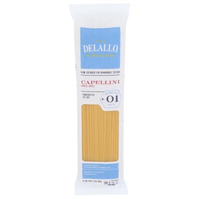 DeLallo Capellini, Angel Hair, No. 01 Cut