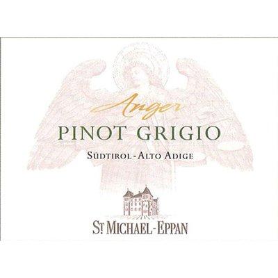 St Michael-eppan 2013 Anger Pinot Grigio, Dry White Wine