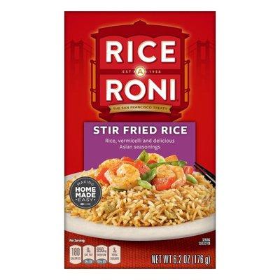 Rice-a-Roni Stir Fried Rice