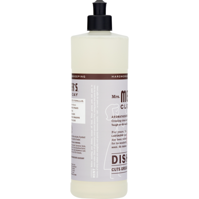Mrs. Meyer's Clean Day Dish Soap, Lavender Scent