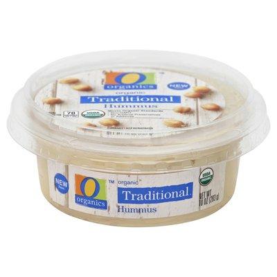 O Organics Organic Traditional Hummus