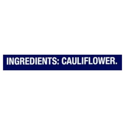 Birds Eye Riced Cauliflower, Original