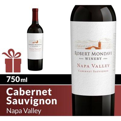 Robert Mondavi Winery Napa Valley Cabernet Sauvignon Red Wine