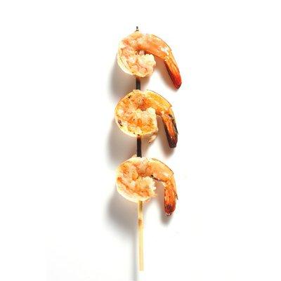 All Natural Skewered Shrimp