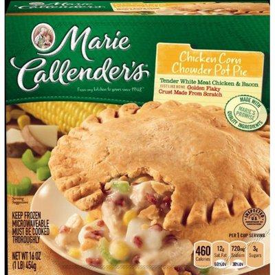 Marie Callender's Chicken Corn Chowder