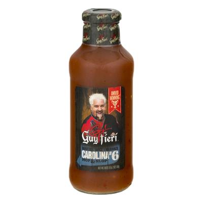 Guy Fieri Barbecue & Marinade Sauce, Carolina No. 6