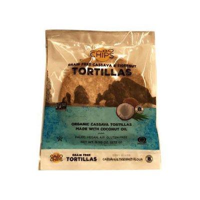 Cabo Chips Cassava & Tigernut Flour Tortillas