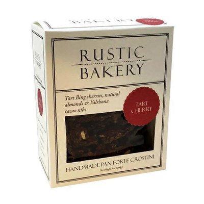 Rustic Bakery Pan Forte Crostini, Tart Cherry