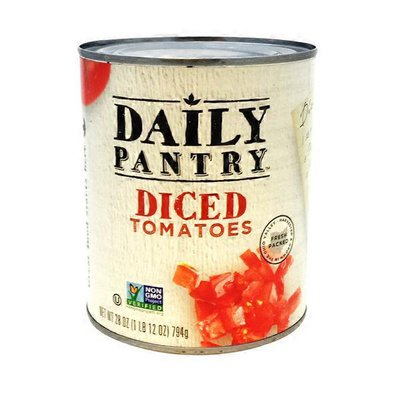 Daily Pantry Diced Tomatoes