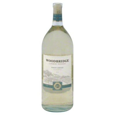 Woodbridge by Robert Mondavi Pinot Grigio White Wine