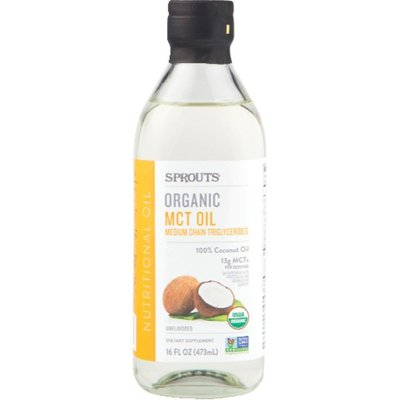 Sprouts Organic MCT Oil