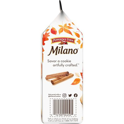 Pepperidge Farm®  Milano® Pumpkin Spice Chocolate Cookies