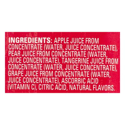 Juicy Juice 100% Juice Boxes Fruit Punch - 8 CT