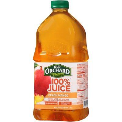 Old Orchard Peach Mango 100% Juice