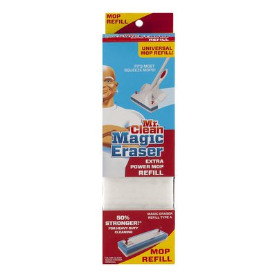 Mr. Clean Magic Eraser Extra Power Mop Refill