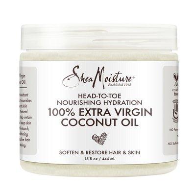 SheaMoisture 100% Extra Virgin Coconut Oil Nourishing Hydration