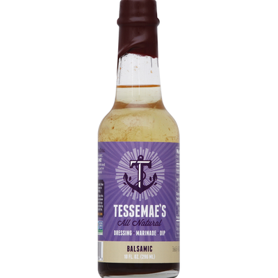 Tessemae's All Natural Dressing, Balsamic
