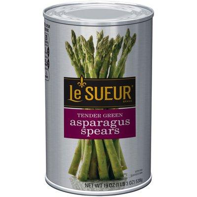 Le Sueur Tender Green Asparagus Spears