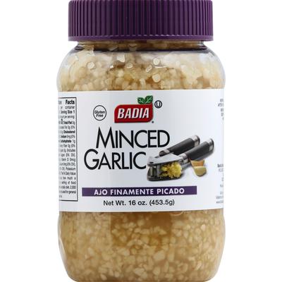 Badia Spices Minced Garlic