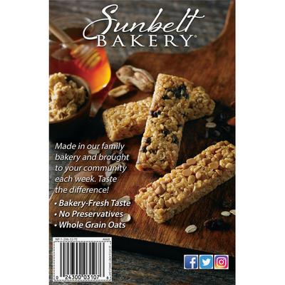 Sunbelt Bakery Chewy Granola Bar, Oats & Honey