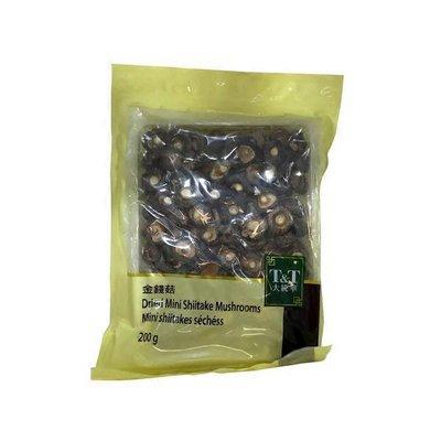 T&T Mini Dried Shiitake Mushrooms