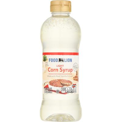 Food Lion Corn Syrup, Light