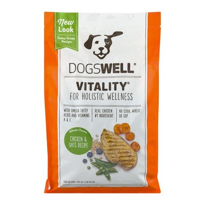Dogswell Vitality Chicken & Oats Recipe Food for Dogs