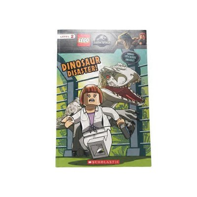 Scholastic Inc. Dinosaur Disaster! Paperback