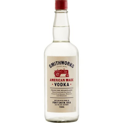 Smithworks American Vodka