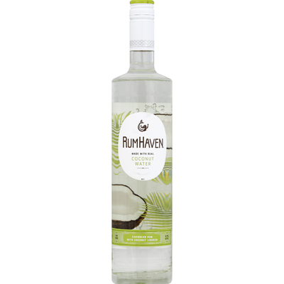 RumHaven Rum, Caribbean, with Coconut Liqueur