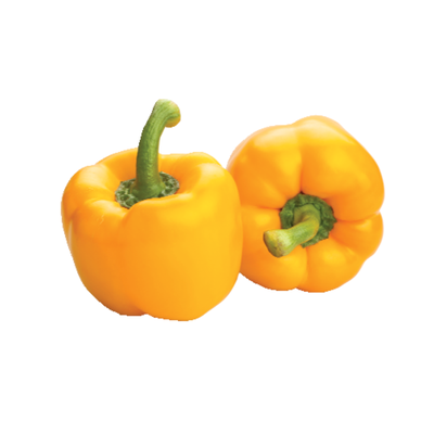 Organic Yellow Bell Peppers