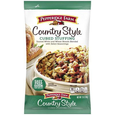 Pepperidge Farm®  Country Style Cubed Stuffing
