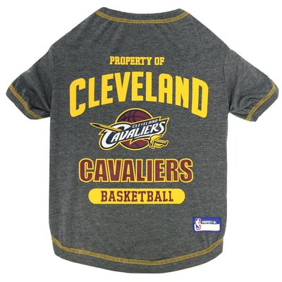 Pets First Extra Small Cleveland Caveliers T-Shirt