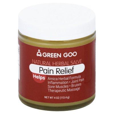 Green Goo Pain Relief