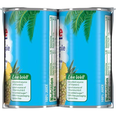 Dole 100% Juice, Pineapple