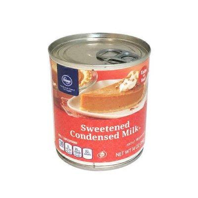 Kroger Sweetened Condensed Milk