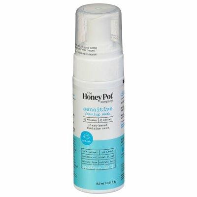 Honey Pot Foaming Wash, Sensitive, Refresh