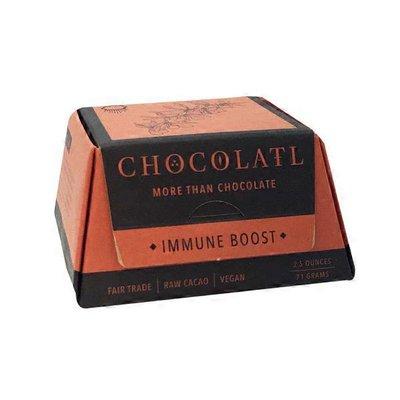 Chocolatl Goji Maca Raw Chocolates