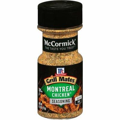 McCormick® Grill Mates® Montreal Chicken Seasoning