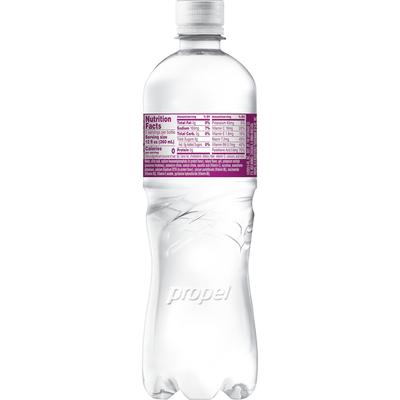 Propel Electrolyte Water Beverage, Zero Sugar, Berry