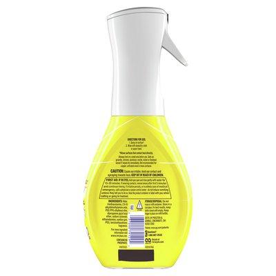 Mr. Clean Clean Freak Deep Cleaning Mist Multi-Surface Spray, Lemon Zest Scent Starter Kit